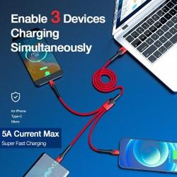Cablu Super Fast Charge 5A...