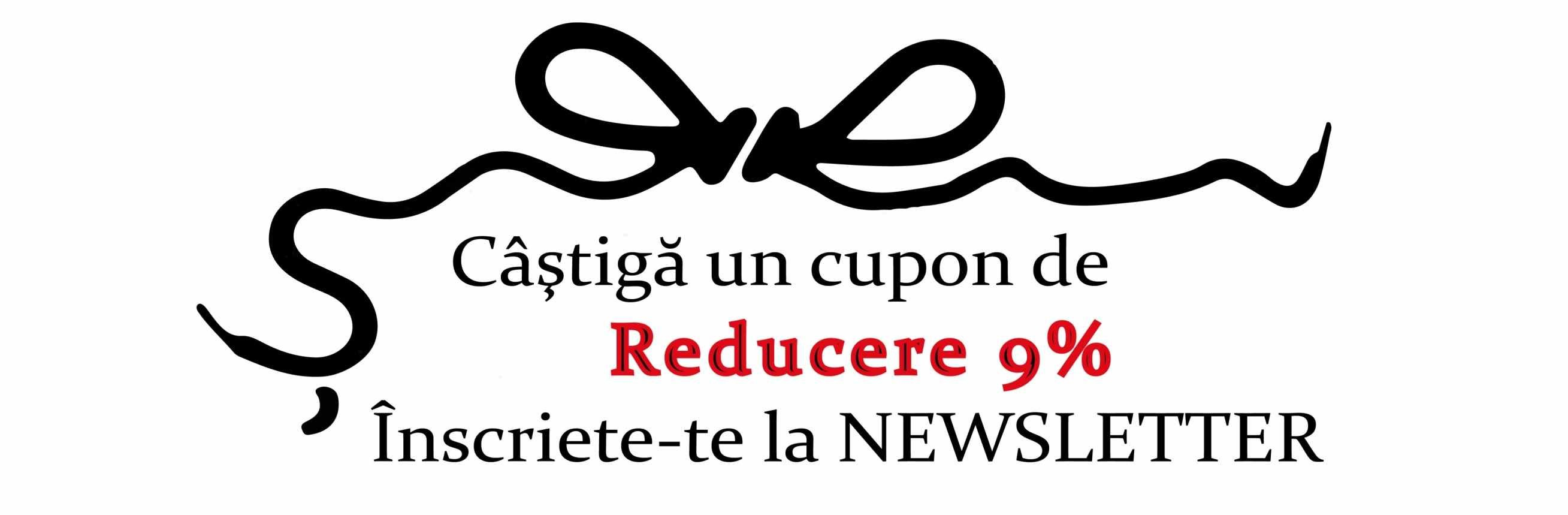 Inscrie-te la Newsletter si castigi
